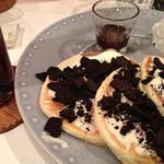 クッキー&クリームパンケーキ