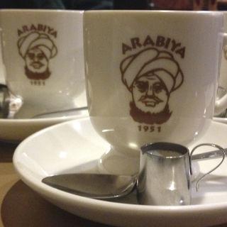 アラビヤコーヒー(アラビヤコーヒー)