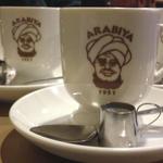 アラビヤコーヒー