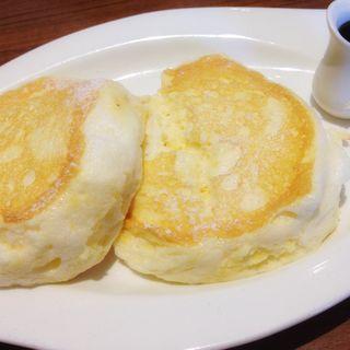 横浜ふわっとろパンケーキ(ダイニングカフェ リュクス (LUXE))