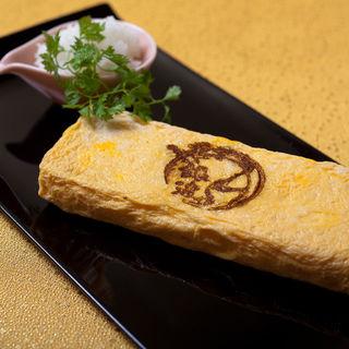 榛名山麓地鶏の出汁巻玉子(銀波 新宿東口店 (GINPA))