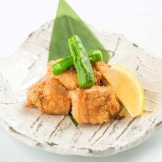 4元豚塩唐揚げ(肉バル HACHIKU )