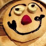 ミニパンケーキ(キッズメニュー)