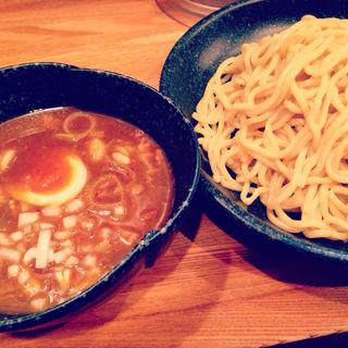 和風カレーつけ麺(つけ麺道たけし)