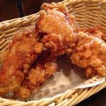丹波地鶏の唐揚げ(ニューミュンヘン 神戸大使館 )