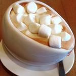 ホットチョコレートマシュマロ(ミルク)(マックスブレナーチョコレートバー 東京ソラマチ店)