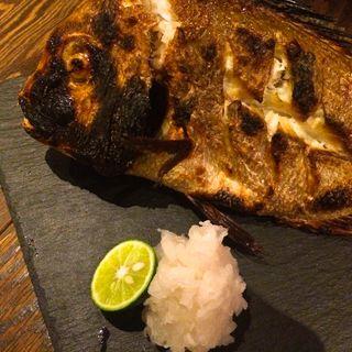 鯛の塩焼き(絶好調てっぺん 新宿 )