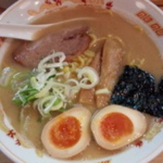 旭川醤油ラーメン(味八 )