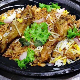 チキンビリヤニ(エリック カレーアンドビリヤニ (ERICK curry&Biriyani))