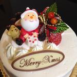 クリスマスケーキ(ムッシュ マキノ 向丘本店 )