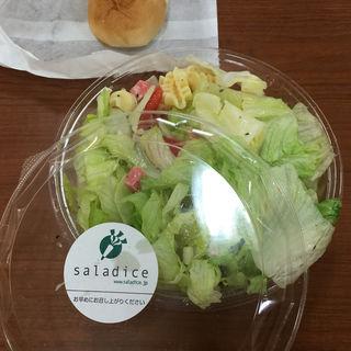NICOISE ( パスタ、トマト、ゆでたまご、ブラックオリーブ、ツナ )(サラダイス 大手町サンケイビル店 )