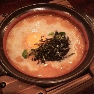 自然薯味噌とろろ雑炊(鳴尾山芋研究所 フラットブッシュ (FLAT BUSH))