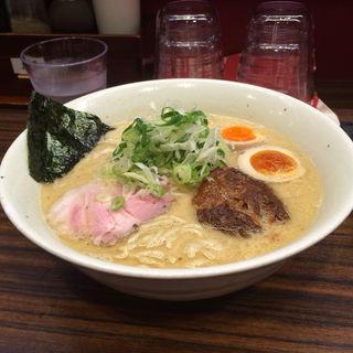 豚鶏節ラーメン(らーめん会)