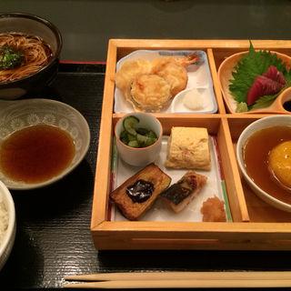松花堂弁当(貴久治 (きくはる))