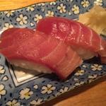 寿司 中トロ