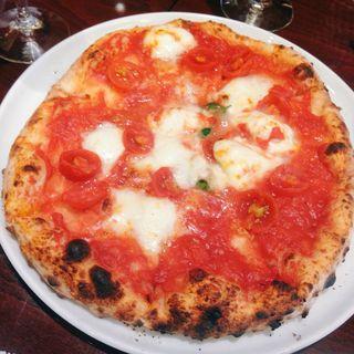 マルゲリータ(Pizzeria del Re(ピッツェリア デル・レ))