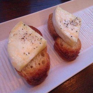 焼きカマンベールチーズ(きらきらひかる )