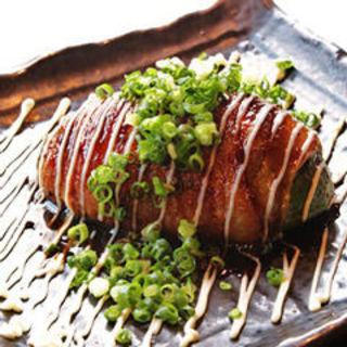 アボカド肉味噌揚げ(炙りや あんどん )