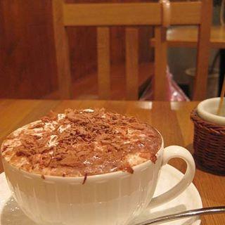 マシュマロ・ショコラ・オレ(リーウェイ カフェ (LEEWAY Cafe))