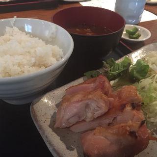 若鶏の正油麹焼(がらり 千駄ヶ谷店 (GALALI))