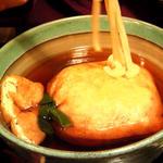 巾着きつね(麺闘庵 (めんとうあん))