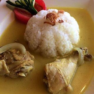 ココナッツカレースープ(SUKA-SUKA)