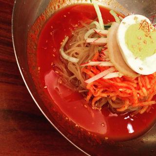 ビビン麺(韓の旬 菜彩 (ハンノシュンサイサイ))