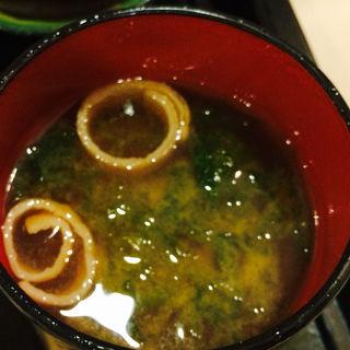 本日の味噌汁(イイジマ)