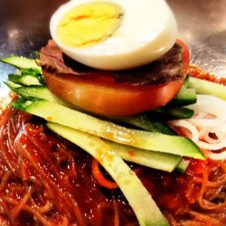 ビビン麺(オムニ食堂 三軒茶屋店 )
