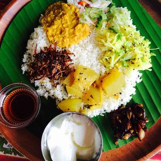 ベジタブルスリランカカレー ライト(錫蘭食堂 コジコジ)