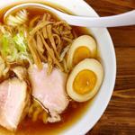 醤油味玉らー麺