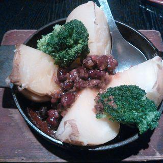 酢重風 鉄鍋じゃがバター( 酢重DINING (すじゅうダイニング))