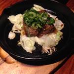 神戸牛のサイコロステーキ