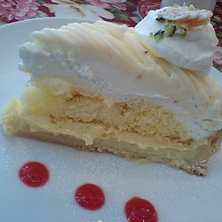 クリーム・チーズ・モンブラン(メアリルボーン)