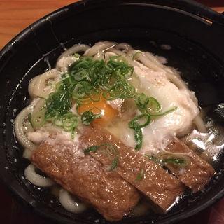 鍋焼きうどん(酒友龍馬 心斎橋店 )
