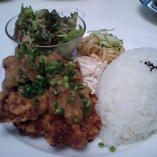 揚げ鶏のあっさりおろしぽん酢(エスポア (ESPOIR))