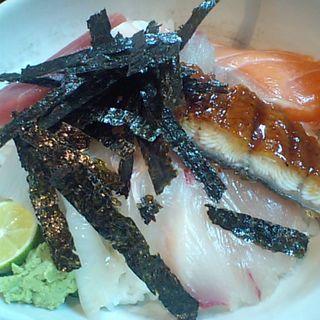 海鮮ミックス丼(一味禅 )