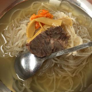冷麺(アジェ 木屋町団栗店 )