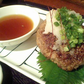 和風おろしハンバーグ定食(エンジョイ・カフェ (Enjoy! Cafe))