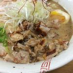チャーシュー醤油ラーメン(らーめん 弥七 (らーめん やしち))