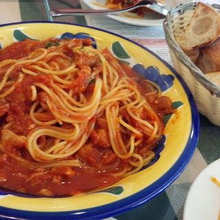 パスタランチ(トマトソース)(大衆イタリア食堂アレグロ つかしん店 )