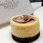 マーブルロールケーキ