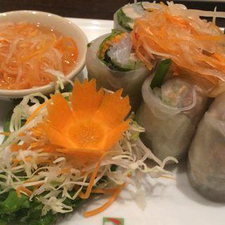 生春巻き(バンコクキッチン 有楽町店 (Bangkok Kitchen))