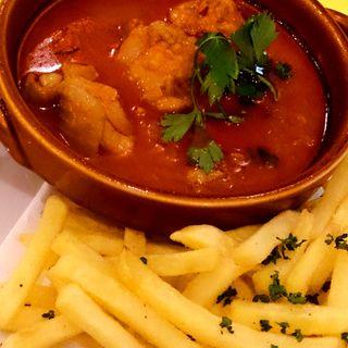 チキンのパプリカ煮込み(サクラカフェ&レストラン 池袋 )