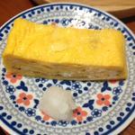玉子1個分の出汁巻き玉子(かまどのご飯 喜乃国屋)