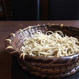 十割蕎麦(蕎麦 伊とう )