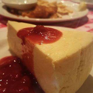 ニューヨークチーズケーキ(グランド・セントラル・オイスターバー&レストラン 品川店 (GRAND CENTRAL OYSTER BAR&RESTAURANT))