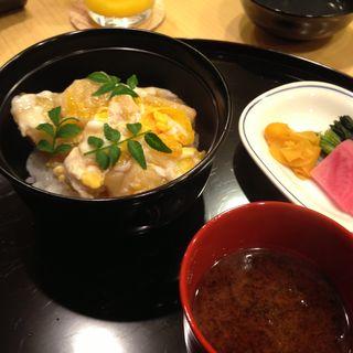 親子丼(懐石料理 はし本 )