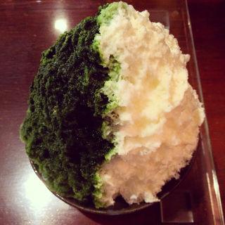 かき氷(おまかせ)(ちもと )