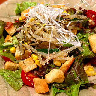 おまかせグリーンサラダ(和醸良酒 (ワジョウリョウシュ))